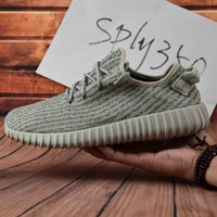Cheap Adidas Original 2017 Cheap Women and Men Yeezy 350 Boost low Streetwear Running Sports Shoe Sneakers Training Boots Shoes With Original Box