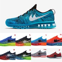 Wholesale Mens Max Running Shoes For Men Womens Top Quality Cushion Sneakers boots Outdoor Sport shoe Athletic Trainers