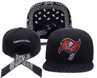 Wholesale Buccaneers Tampa Bay Snapback Caps Adjustable Football Snap Back Hats Snapbacks High Quality Sports men women cap