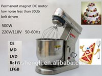 Wholesale L L L stainless steel egg cream SL B5 small kitchen food mixer dough mixer by Hosalei