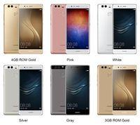 Original <b>HuaWei</b> P9 4G LTE Teléfono móvil Kirin 955 Octa Core Android 6.0 5.2