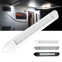 awnings material - Cool White V DC LED Lamp Waterproof MM LED Awning Light Aluminum material rigid strip