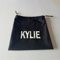 Wholesale 2016 Kylie Canvas Bags Cosmetic Kylie Jenner Make Up Bag Birthday Collection Brand Makeup Bag Kylie Lip Kit Bag