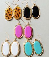 Wholesale Hot sale kendra scott Chandelier Earrings Fashion womens brand Design Dangle Earring For female high quality luxury earrings Jewelry