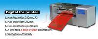best digital press - LY B foil press machine digital hot foil stamping printer machine best sales color business card printing