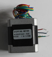 Wholesale cnc router stepper motor serial PHASE STEPER MOTOR BYGH mm A N m