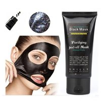 Wholesale SHILLS Deep Cleansing Black MASK ML Blackhead Facial Mask Purifying Peel off Black Mud Facail Mask Remove Blackhead Smooth
