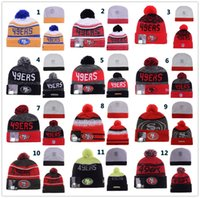 Wholesale Sport KNIT SAN FRANCISCO ER Beanies Team Hat Winter Caps Popular Beanie Sports Clubs Fix New season Gift Present