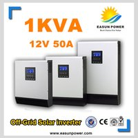 Wholesale Hot Sell Solar Inverter Kva W Off Grid Inverter V to V A PWM Inverters Pure Sine Wave Hybrid Inverter A AC Charger