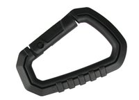 asp shipping - Hot Tactical ASP Carabiner Tactical Buckle D Buckle Mountaineering Buckle For Hunting Shooting CL33