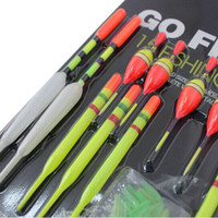 Hard Tail assorted bobbers - Flotadores assorted Sizes outdoor Fishing Lure Floats Bobbers Slip Drift Tube Rock Carp Fishing Alarm Tackle Tool