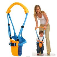 Wholesale Baby cabarets type toddler belt baby anti lost band learning to run with walker Walking Wings for cotton