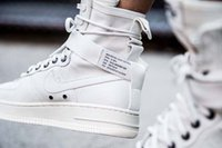 air force special forces - Mens And Womends Special Forces Airs Boots SF Sneaker Boots s Triple White Sports Sneakers