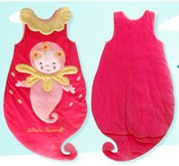 Wholesale and retail The new style infant mermaid sleeping bag cm velvet cotton terry cloth export standard France
