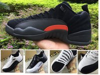 basketball door - Mens Retro s Max Orange Low basketball shoes sneaker for men out door athletic trainer Retros XII play off lows