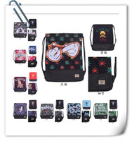 backpack embroidery - Cayler Sons Canvas Sling Bag Reversible Haversack Shoulder Bag Backpack Backpack bag rope bag high cm cm wide