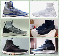 Wholesale 2016 Mercurial Superfly SP Dark Obsidian Volt HTM Mens Running Boots Mens Basketball Shoes Sport Sneakers Size