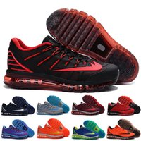 Wholesale Cheap Plaid Tops - Wholesale Cheap Casual Shoes Men Kids Airmattress max 2016 air Plastic Fashion Top Quality New Walking Sports Shoes Free Shipping Size 7-12