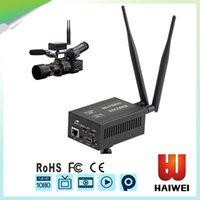 H8 HDMI vers IP TV par câble Vidéo VGA SDI HLS RTMP Batterie H.264 Box Server H.265 HDMI IPTV Streaming Encoder