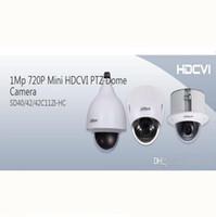 al por mayor mini cámara con zoom de seguridad-1MP Dahua Mini 12X Vandalproof HDCVI Pan Tilt zoom cámara de seguridad con alarma SD42112I-HC para estación de policía