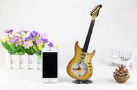antique electronic supply - Despertador Flip Clock Electronic Desk Clock Shop Ten Yuan Supply cm Electric Guitar Home Furnishing Gift Cool Retro Alarm