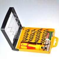 repair tool apple laptop repairs - 32 in1 Multifunctional Precision Screwdriver Set For iPhone Laptop Mini Electronic Screwdriver Bits Repair Tools Kit Set