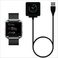 Wholesale Fitbit Blaze charge Fitbit Blaze Charging Cable Fibit Smart Brace Charger Heart Rate Watch Charging Base