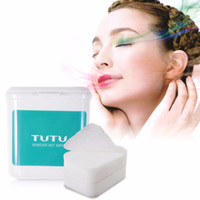 Wholesale New100 deep cleansing makeup remover wet tissue cotton eye lip moisturizing wipe soft collagen makeup pads Y2