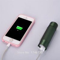 bank headband - In Function Flashlight Power Bank Headlight Mode LED Built in Battery Lamp Headband USB Cable