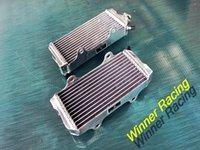 Wholesale Nice quality radiator Hi performance radiator Winner L R ALUMINUM ALLOY RADIATOR For Honda ATV ATC250R ATC R