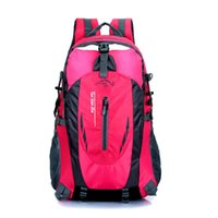 Wholesale The new men s and women s general travel leisure backpack backpack movement