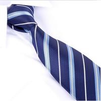 Color de la corbata tejida clásica del lazo del hombre del telar jacquar del color de rosa ligero 100% 10-15