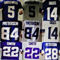 adrian peterson shirts - cheap football jersey Adrian Peterson Teddy Bridgewater Stefon Diggs Harrison Smith men elite jersey sport shirt sportswear