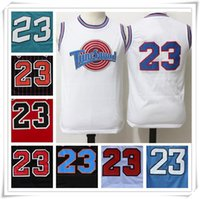 active gifts - Hot fashion Stitched Swingman SW Michael MJ Tune Squad Jersey Cheap Retro All star Hot Throwback Gift jerseys Sport HOT Christmas