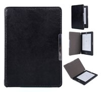 Wholesale Black Caese for Kobo touch Koko ebook covers with PU leather