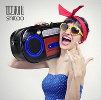 bag ladies radio - factory sales brand handbag bag retro fan in Europe Music recorder street style radio brand ladies handbag hip hop punk bag