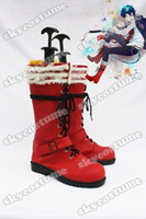 ao cosplay - Blue Exorcist Ao no Rin Okumura Cosplay Shoes Boots
