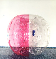 Wholesale m Inflatable Bumper Ball Body Zorbing Bubble Soccer Football Human Bouncer