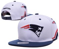 Wholesale 2017 Newest Adjustable Patriots Snapback Hat fashion Snap Back Hat Football Cheap Hat Adjustable men women Baseball Cap