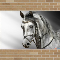 Wholesale Wall Art HORSE Canvas Poster Print Picture Children s Room Decor Canvas Poster