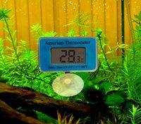 Wholesale Digital Submersible Fish Tank Aquarium LCD Thermometer