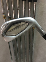8PCS Golf JPX900 Fers forgés set 456789PG Avec Dynamic Gold Steel R300 Shaft JPX 900 Clubs de golf Irons Venez en tête