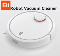 Wholesale Original Xiaomi Mi Robotic Vacuum Cleaner Room for home Mini Robot mAh NIDEC Motor household vacuum cleaning machine