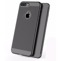 apple cellular phone - Cell Phone Case For Apple iPhone Plus Luxury Simple Cellular cooling soft Back Case Cove For iPhone Phone Cover Shell
