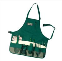 Wholesale Gardening Tool Bags Waist Bibs Toolkit Storage Pockets Aprons Garden Tool Kit Your Best Choice