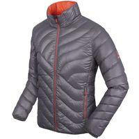 Wholesale Kelme K46C5007 Men Long Sleeve Stand Collar Ultra thin Windproof Keep Warm Cotton Leisure Sport Short Down Jacket Grey