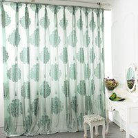 Wholesale Hot style latest fashion popular pure color personality curtain The sitting room the bedroom window Curtain cloth curtain engineering