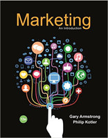 Electronic Magazine book book Marketing An Introduction (13th Edition) 978-0134149530 ( In Stock Fast Ship ! )