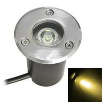 Wholesale JIAWEN W LED Outdoor Ground Garden Path Floor Underground Yard Lamp AC85 V