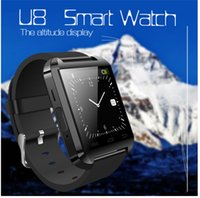 Precio de Gifts-Regalo de Navidad para U8, A1, DZ09, gt08 Bluetooth Smart Watch Phone Mate para Android IOS Iphone Samsung LG Sony